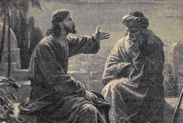 ЗАЧЕМ НИКОДИМ ПРИХОДИЛ К ИИСУСУ?