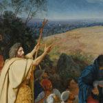 """ИОАНН КРЕСТИТЕЛЬ. """"КТО ЖЕ ТЫ?.. ЧТО ТЫ СКАЖЕШЬ О СЕБЕ САМОМ?"""" (Иоан.1:22)"""